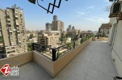 High Ceiling Apartment for Rent in South Zamalek
