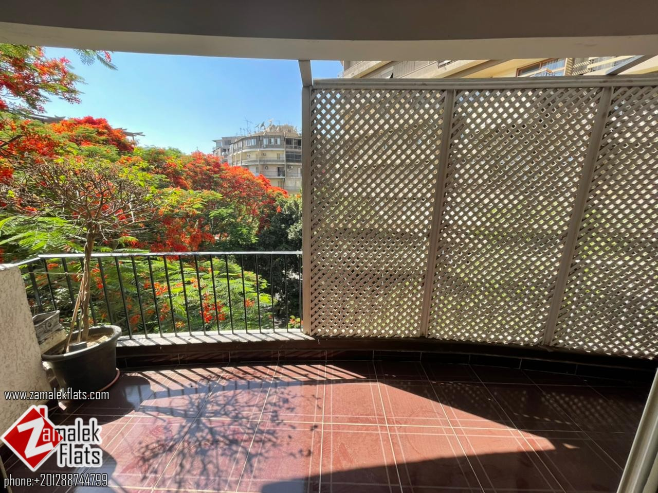 Opportunity Well Finished 3 Bedrooms Apartment For Rent In Zamalek
