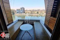 Beautiful Nile View Apartment for Rent in Zamalek