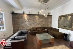 Fully Furnished Apartment in an Art Deco Building for Rent in Zamalek