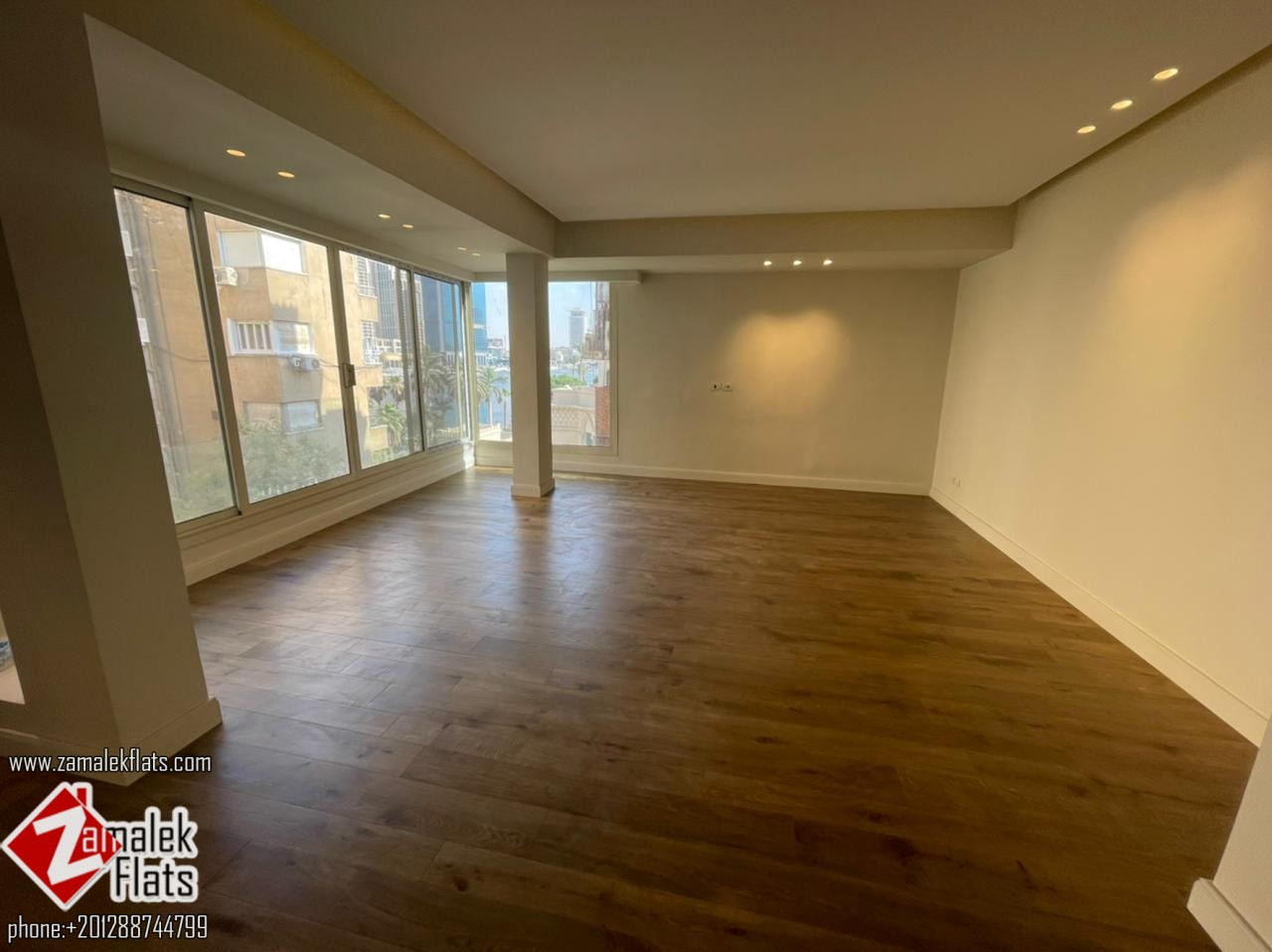 Newly Renovated Apartment for Rent in Zamalek