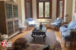 Ready to move High Ceiling Apartment for Rent in Zamalek