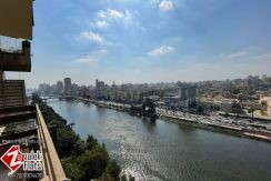 Nile & Gezira club view Apartment for Rent